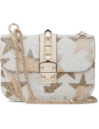 Valentino Medium Lock Bag