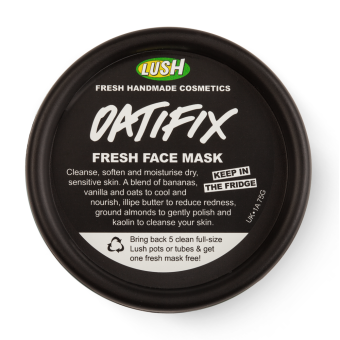 Oatfix Fresh Face Mask