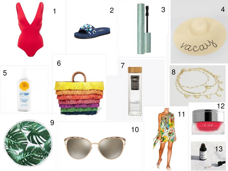 13 things every girl needs to own this summer