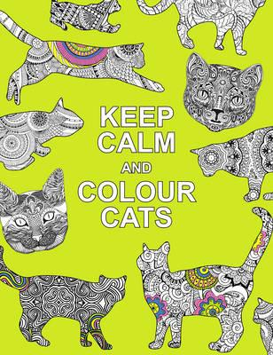 Keep Calm & Colour Cats