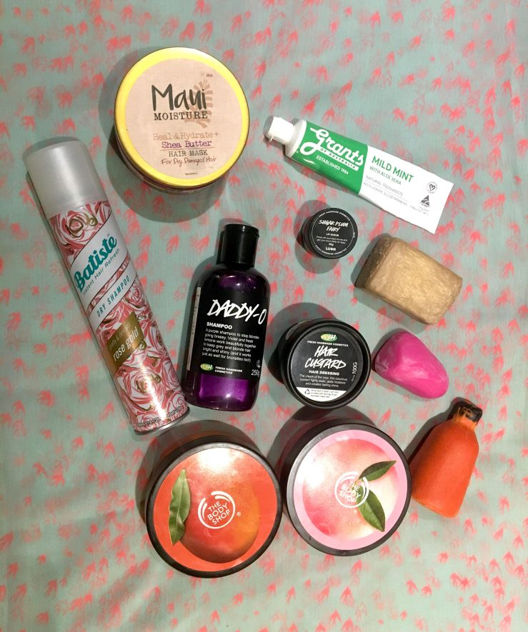 Cruelty-free hair and body care