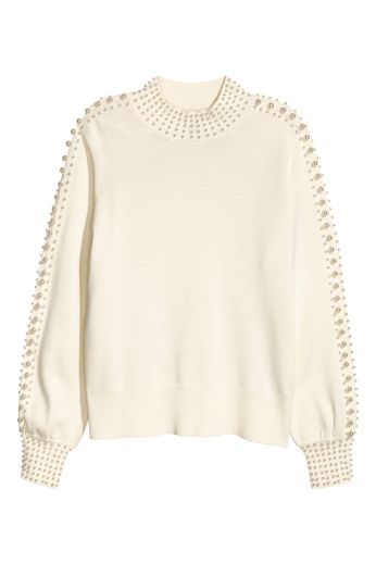 HM Bead Embroidered Top